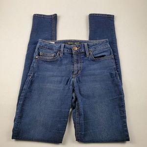 Joe's Jeans Dark Wash Curvy Skinny Size W 26